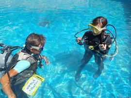 石垣島ダイビングライセンス取得講習